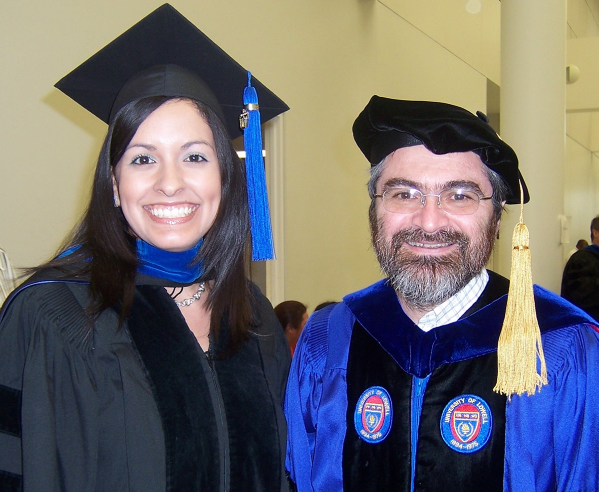 Dr. Colón with Dr. Glorimar Vicente