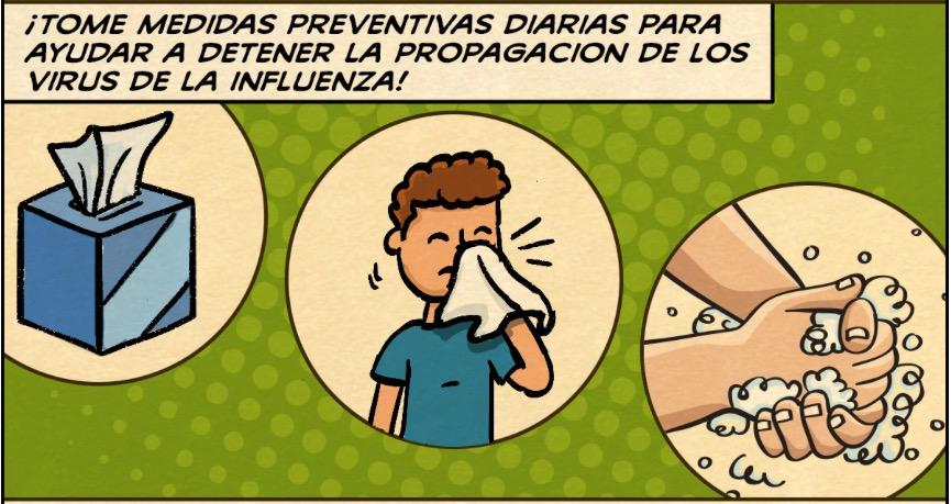 que es la influenza