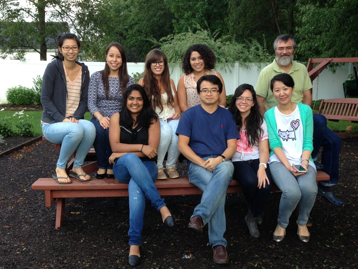 Colón Lab Summer 2014