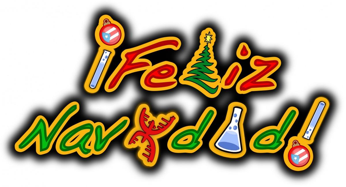 ¡Feliz Navidad y Próspero Año Nuevo!   Ciencia Puerto Rico