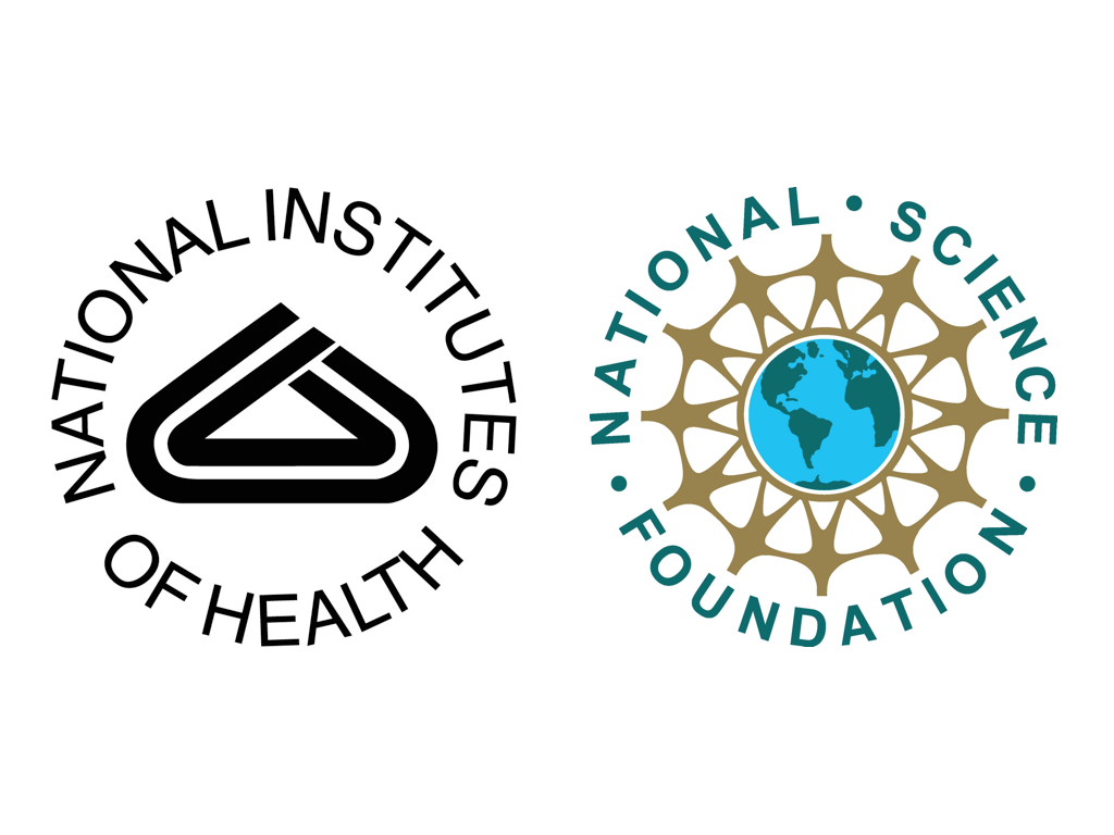 NIH and NSF logos