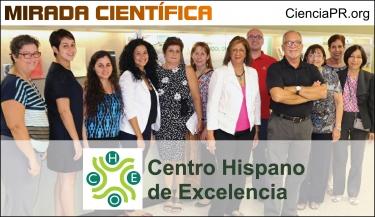 Mirada Cientifica Podcast - Centro Hispano de Excelencia