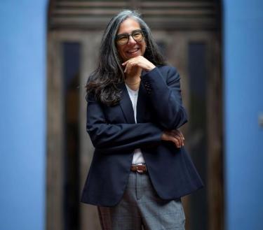 Dr. Mayda Velasco, Puerto Rican physicist at Northwestern University
