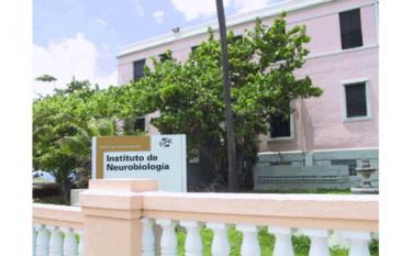 El Instituto de Neurobiología en el Viejo San Juan.