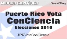 Puerto Rico Vota ConCiencia - Introducción