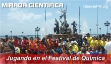 Mirada Cientifica Podcast - Jugando en el Festival de Química