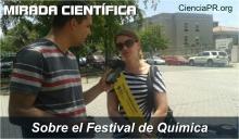 Mirada Cientifica Podcast - Sobre el Festival de Química