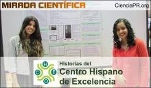 Mirada Cientifica Podcast - Historias del Centro Hispano de Excelencia